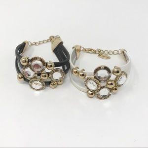 Guess bracelets